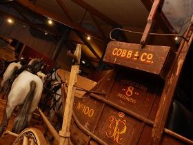 Cobb & Co Museum Image