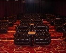 Gladstone Cinemas Logo and Images