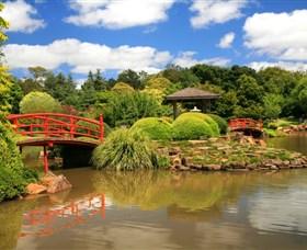 Japanese Gardens Image