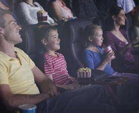 Event Cinemas Browns Plains Logo and Images