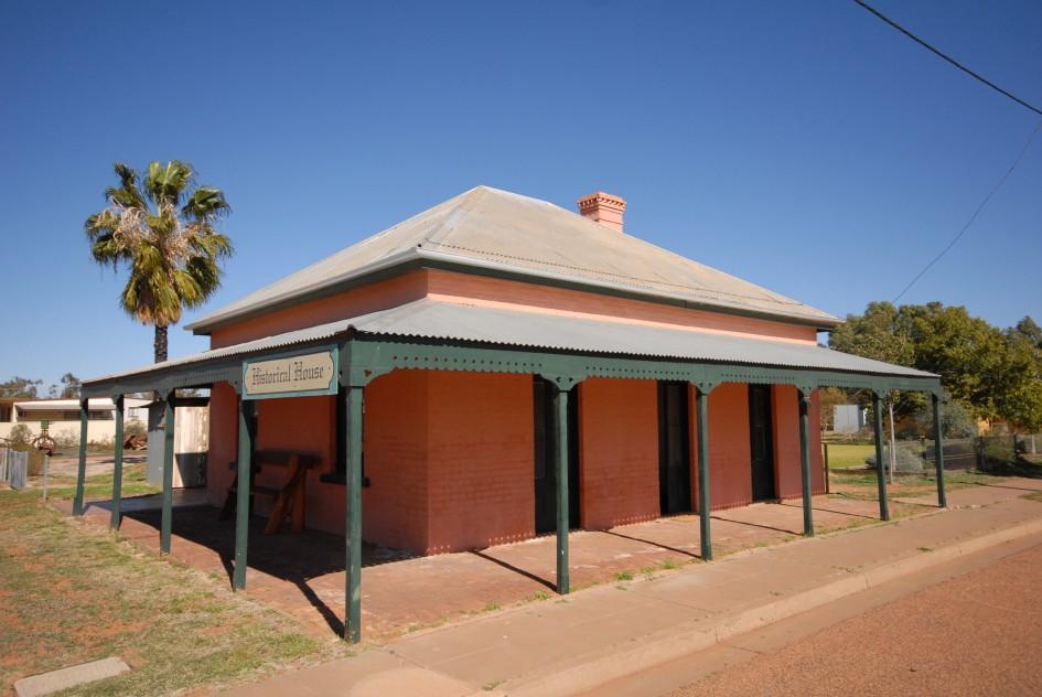 Leahy Historical House