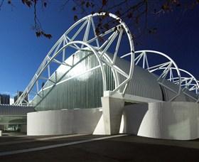 Ian Thorpe Aquatic Centre Logo and Images
