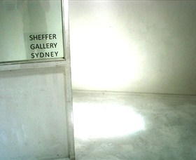 Sheffer Gallery Logo and Images