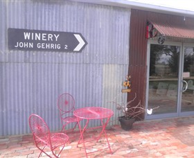 John Gehrig Wines Logo and Images