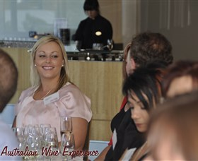 The Australian Wine Experience at Australian Wine and Beer School Logo and Images