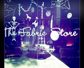 The Fabric Store Logo and Images
