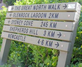 Great North Walk Logo and Images