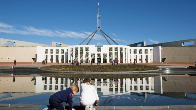 Parliament House Logo and Images