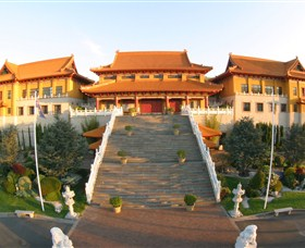 Nan Tien Temple Logo and Images