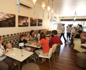 Cafe Parkview Image