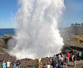 Kiama Blowhole Image