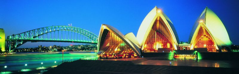 Real Sydney Tours Logo and Images