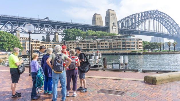 Sydney Urban Adventures Logo and Images
