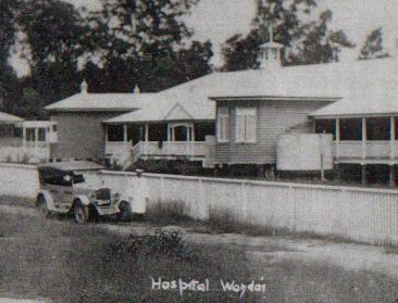 Wondai Heritage Museum Logo and Images