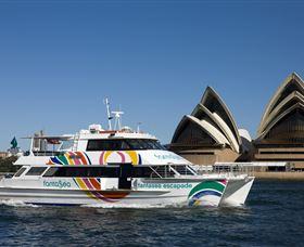 Fantasea Cruising Sydney Logo and Images