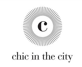 Chic in the City Logo and Images