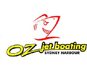 Oz Jet Boating Logo and Images