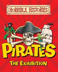 Horrible Histories Pirates - The Exhibition Logo and Images