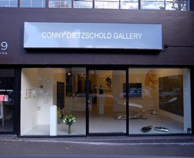 Conny Dietzschold Gallery Logo and Images