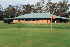Echunga Golf Club Incorporated