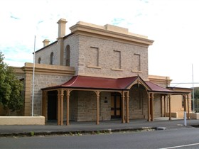 The Old Courthouse