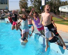 Dubbo Aquatic Leisure Centre Image