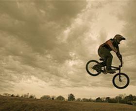 Powter Park BMX Track Image