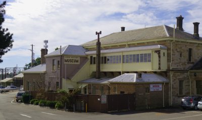Mount Victoria and District Historical Society Museum