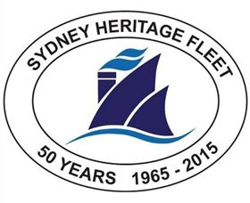 Sydney Heritage Fleet Logo and Images