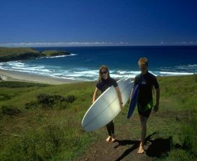 Killalea State Recreation Area Logo and Images
