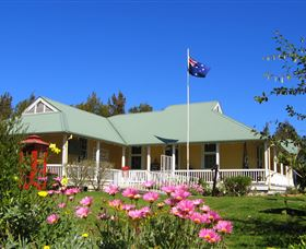 The Old Courthouse Museum Batemans Bay