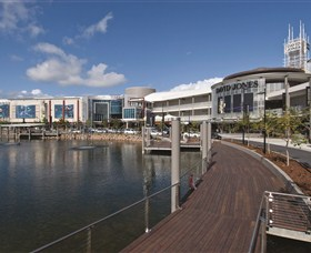 Robina Town Centre Logo and Images