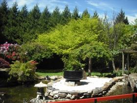 Annsleigh Gardens and Cafe