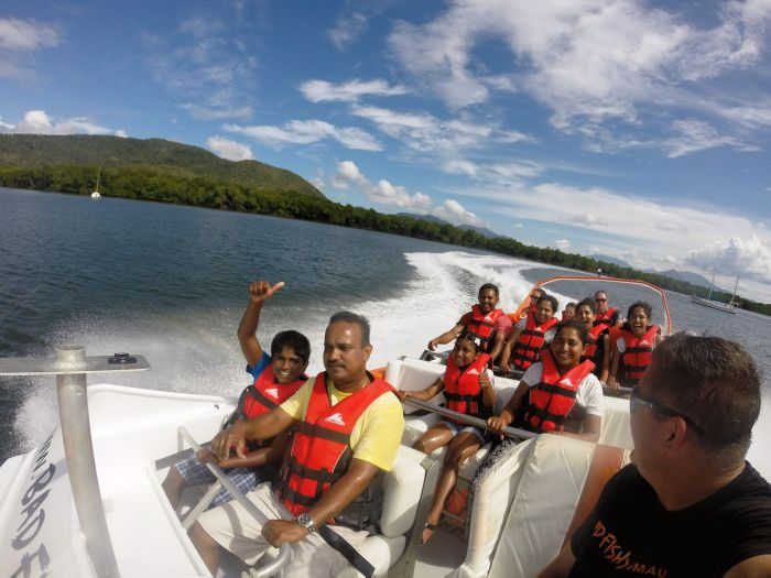 Bad Fishy Jet Boating Cairns