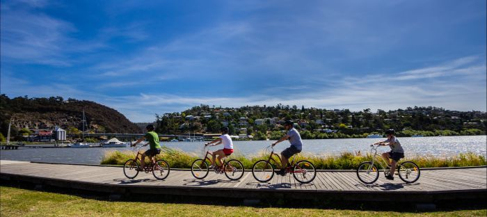 On Your Bike Tours Launceston Image