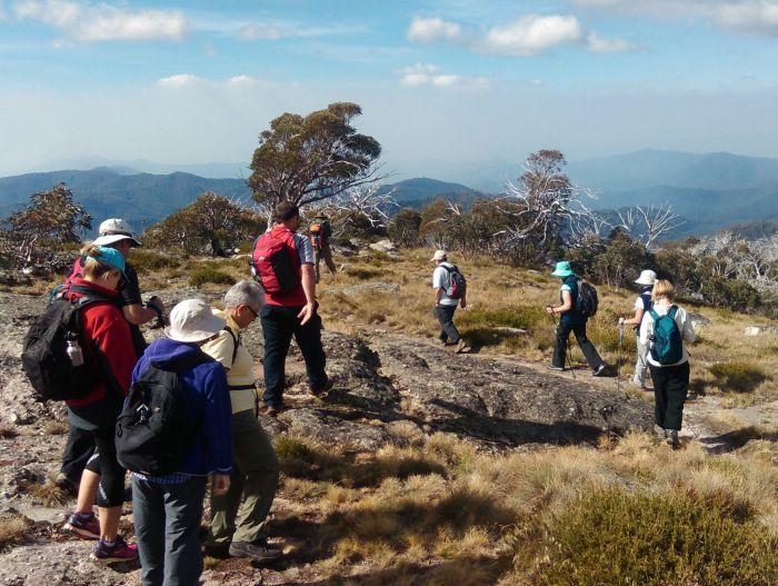 Hedonistic Hiking