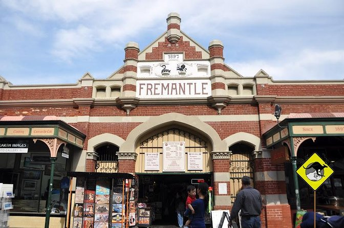 Full-Day Penguin Island & Fremantle Town Logo and Images
