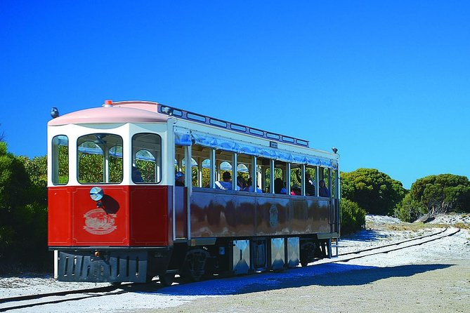 Rottnest Island Grand Tour Including Lunch and Historical Train Ride Logo and Images