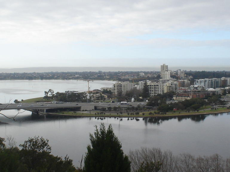 Perth and Fremantle Tour with Optional Swan River Cruise Logo and Images