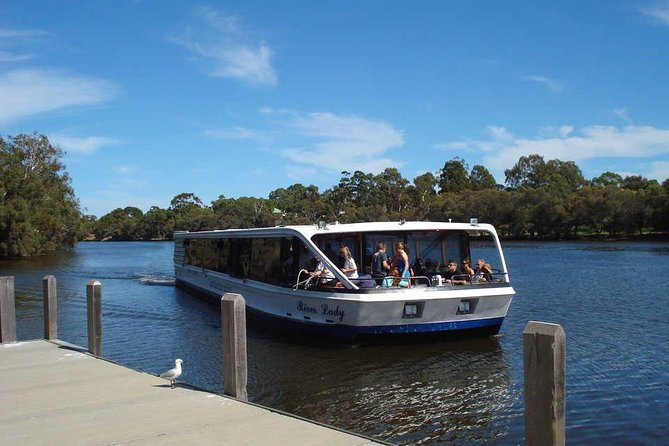 Full-Day Perth, Kings Park, Swan River and Fremantle Cruise Logo and Images