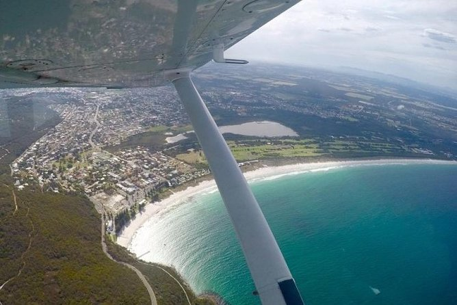Margaret River Wineries, Caves, Ocean and Karri - Air & Ground Tour Logo and Images