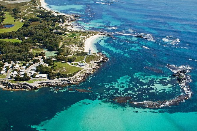 Rottnest Island & Perth City Scenic Flight Logo and Images