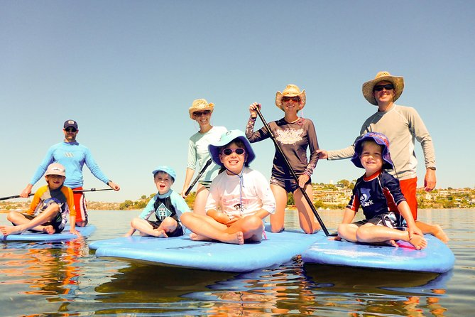 Perth Stand up Paddle Hire Logo and Images