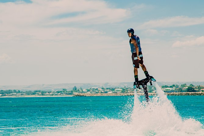Geraldton Flyboard Experience Logo and Images