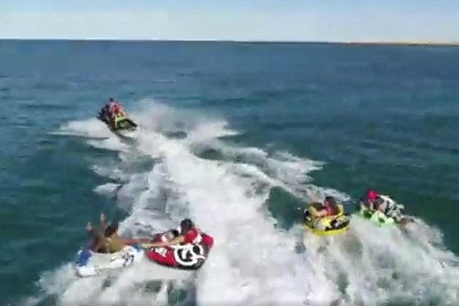 Geraldton Tubing Experience Logo and Images