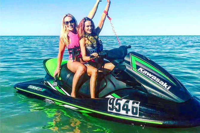 Broome Jet Ski Hire Logo and Images