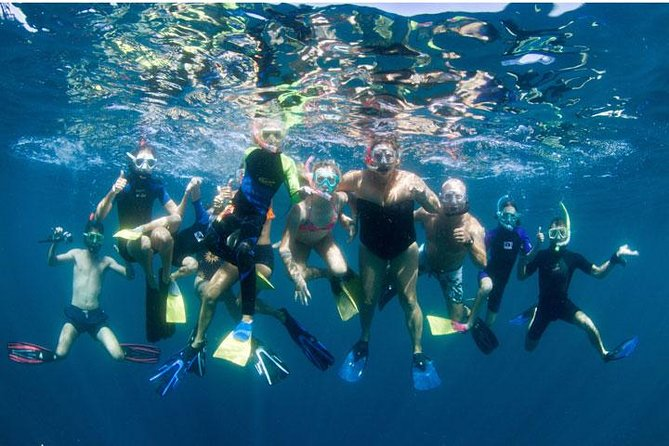 VIP luxury chartered escapes, exploring the reef at your own pace Logo and Images