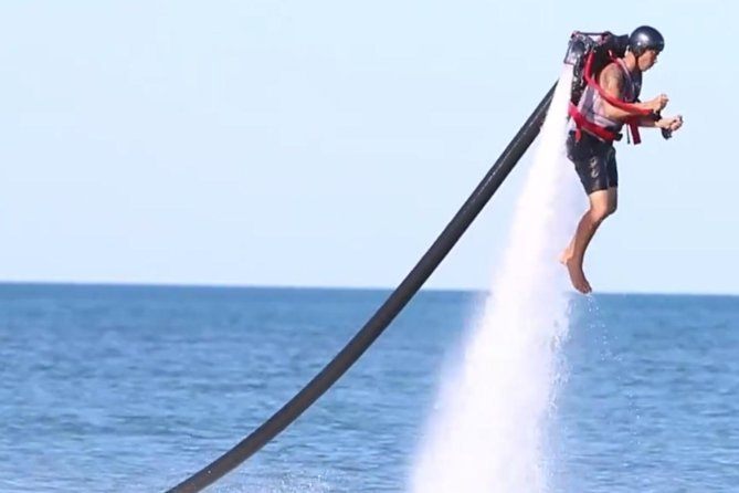 Geraldton Jetpack Experience Logo and Images