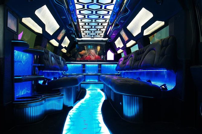 Limousine hire in Perth Logo and Images