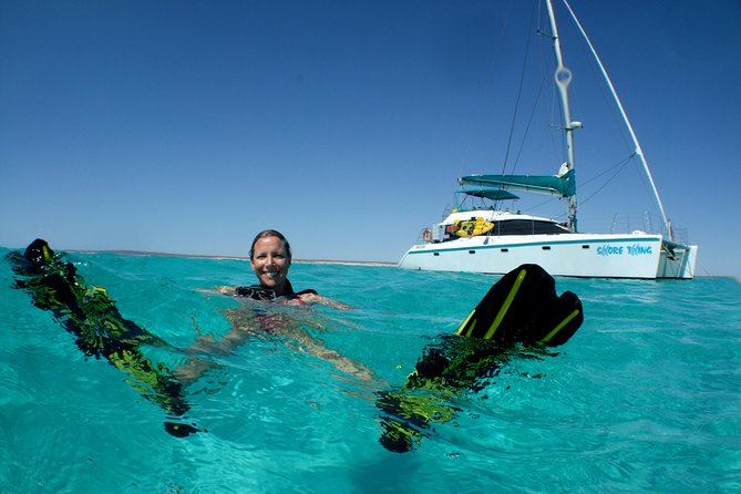 4 Day Ningaloo Reef Snorkel and Dive Getaway from Coral Bay Logo and Images
